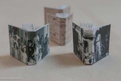Origami boekjes - project 70 jaar stilte - Indië-Herdenking 2013